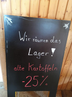 Sensationelles Angebot:)