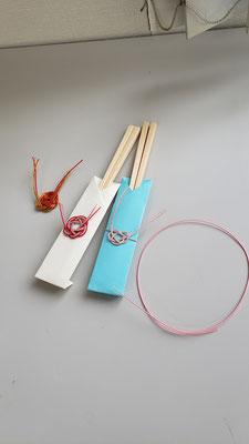 マイ箸作り ワークショップ