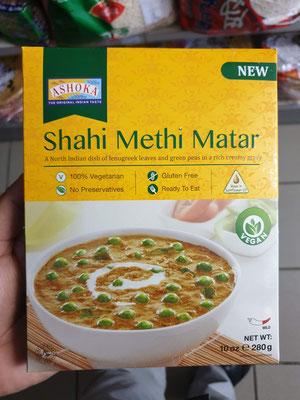 Shahi Methi Matar