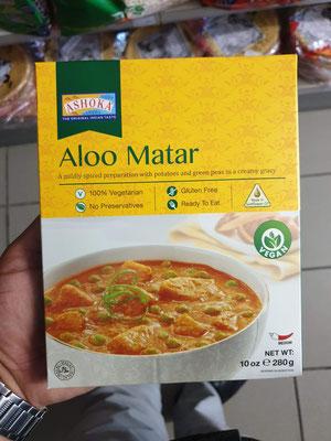Aloo Matar