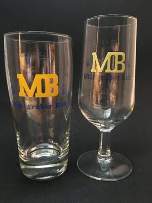 """OE086, OE 086a, Brauerei Mühlgrub, """"Schartner"""" Fein Ges.m.b.H., Bad Hall, Bezirk Steyr Land, OÖ, + 1986  (Glas von ca. 1970/1980)"""