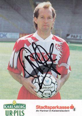 Saison 1992/93 (Foto: Archiv Thomas Butz)