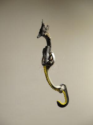 Zeepaardje 2 (hangend) 50x15x15cm 225,-