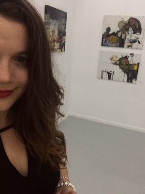 Alma Cilurzo Vernissage Sängerin Basel Art Hochzeitssängerin Schweiz