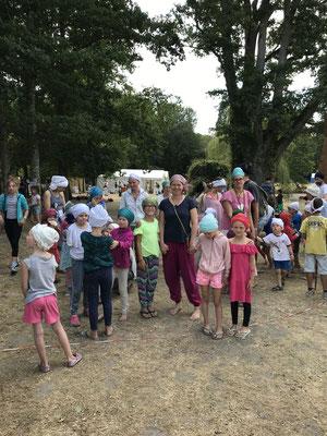 Kids Camp Ausflug