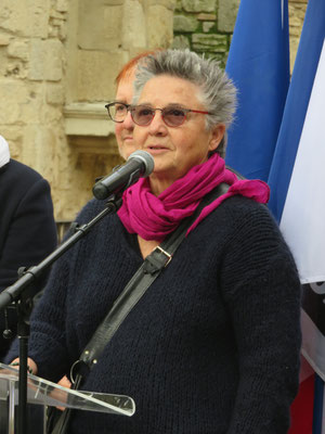 Régine Monot -Association Richarme - 14 12 2019 - photo D. Ferré