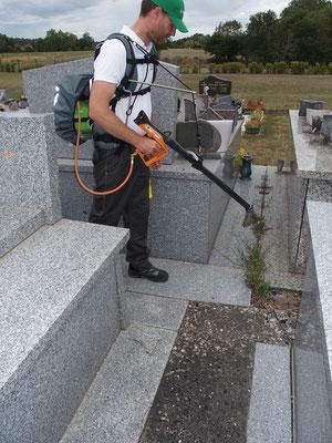 Ripagreen Mobility Kit, Friedhof