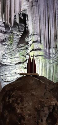 Spanien, Gibraltar, Tropfsteinhöhle (Andrea)