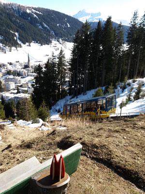 Schweiz, Schatzalp bei Davos