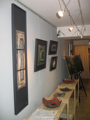 Bayonne, Mosaissimo, Galerie l'Artsenal 2016