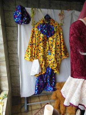Clownskostüm Damen Gr.42  60,00€