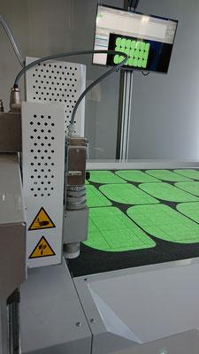 RG Technologies CCUT Zuschnittsysteme Buddy1015 Face Shields