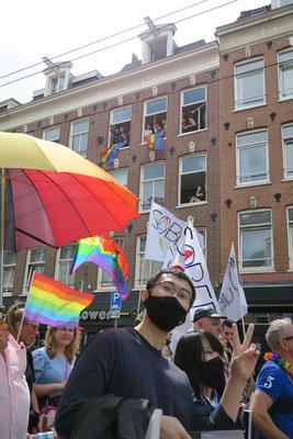 Pride Walk 2021 Amsterdam 0046