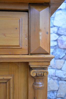Waschtischunterschrank holz antik  Waschtisch antik - Land & Liebe Badmöbel Landhaus