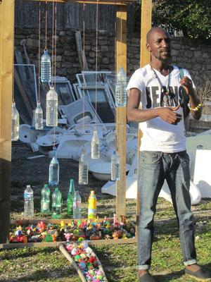 Résidence Abou Sidibé -15 nov - Recyclar'ts Uzer