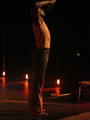 Seydou Boro - Regard sur la danse contemporaine