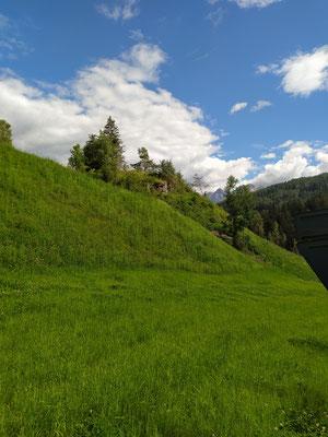 Bunker Staatsstraße SS 49 Pustertal + Bunker strada statale Val Pusteria