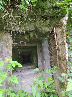 Bunker Percha Sperrgruppe + bunker Perca sbarramento + bunker battery Percha