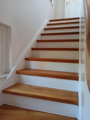 Treppe nachher