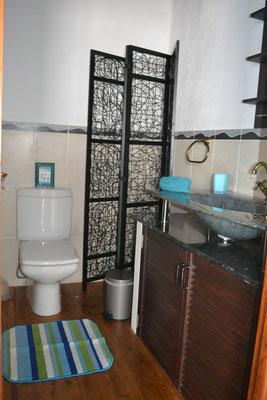 Kleines Bad Obergeschoss