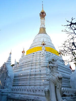 Stupa in Chiang Mai