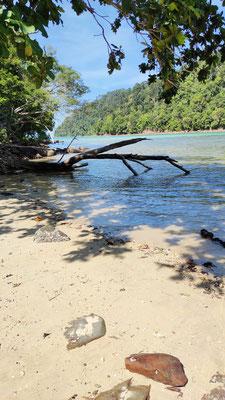 Sapi Island, Tunku Abdul Rahman Nationalpark, Sabah, Borneo, Malaysia