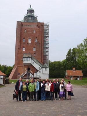 Besuch auf Neuwerk 2010