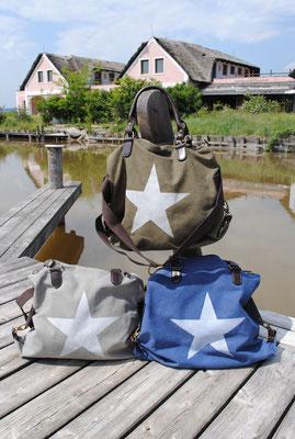 Canvas Bag, nur noch in navy/dunkelblau  verfügbar,  44€ on SALE minus 30%