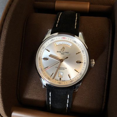 Premier Automatic Day&Date 40mm