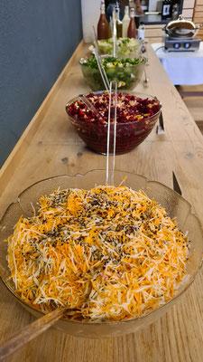 Selleri-Rüebli-Salat