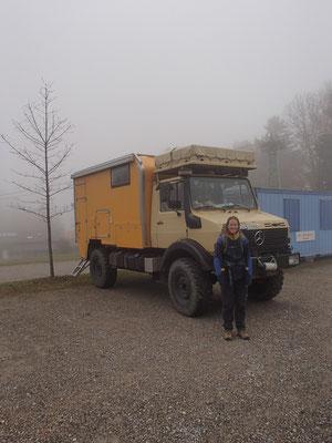 Ausflug im Voralpenland