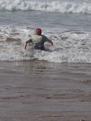"""""""die junge Frau und das Meer"""""""