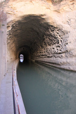 Tunnel canal di midi