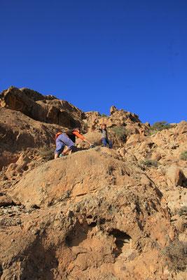 kleine Klettetourr