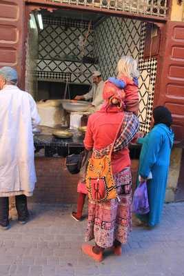 Kringelmann, Souk Meknes