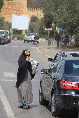 Strassenverkauf Meknes