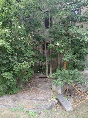 nicht renoviertes Haus in Meiningen