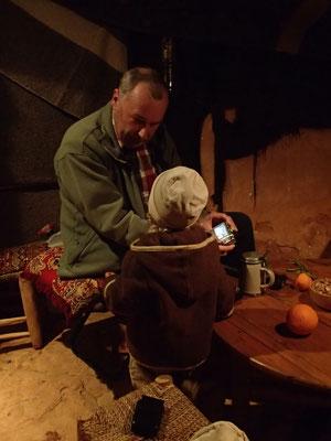 Harald und Sarah, Ouzoud