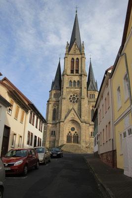 ev.Kirche Tann/Rhön