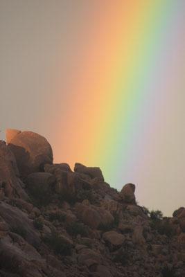 Regenbogen, Tafraoute