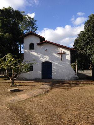 Unsere Kapelle, in welcher wir uns täglich um 8:00 Uhr treffen