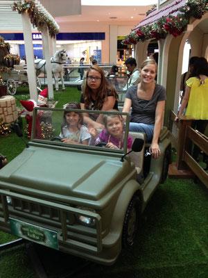 Fun im Einkaufszentrum Rio Mar
