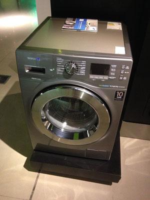 Diese Waschmaschine in weisser Farbe haben wir uns gekauft... :-)