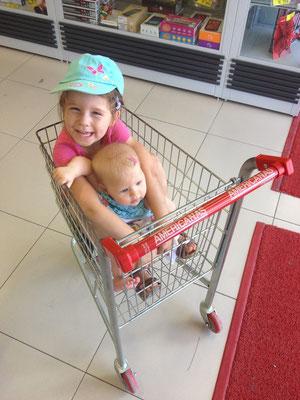Einkaufsplausch... :-)