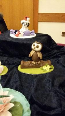 Janet Pavey Owl