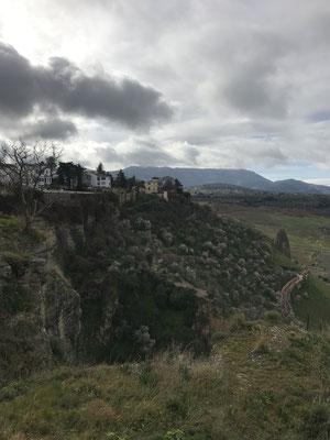 Voyage d'études Sotogrande / Visite Ronda 30.01.2019 / (c) www.effep.eu