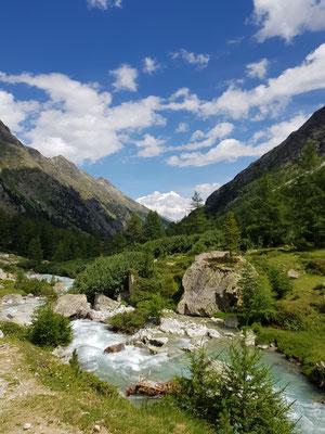 MTB Tour Samedan - Val Bever - Alp Suvretta