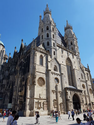 Wien: Stephansdom