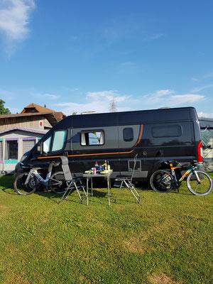 Base Camp fürs Weekend