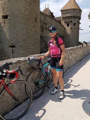 Etappe 4: Sierre - Vevey - Chateau Chillon